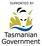This project was assisted through Arts Tasmania by the Minister for the Arts